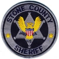 TRADE,MS,Stone County Sheriff