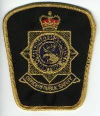 CANADA,SPRINGFIELD POLICE 2
