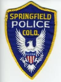 CO,SPRINGFIELD POLICE 1