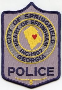 GA,Springfield Police004