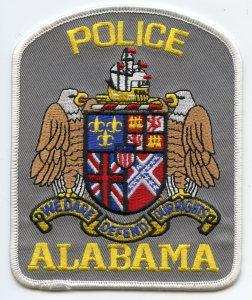 AL,0ALABAMA Police001